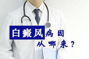 <strong>白癜风患者的主要病因有哪些</strong>